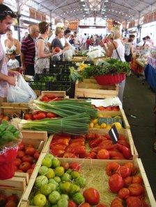 grøntsagsmarked