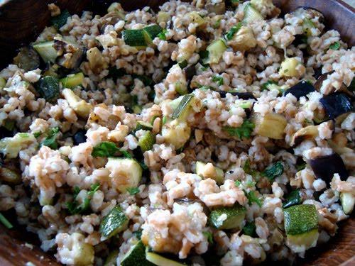 Opskrift salat spelt
