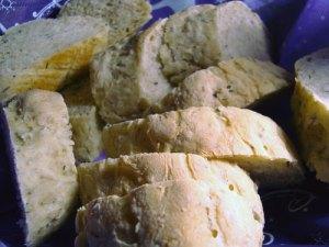 timianflutes, flutes, brød, gær, timian, havregryn, durummel, hvedemel